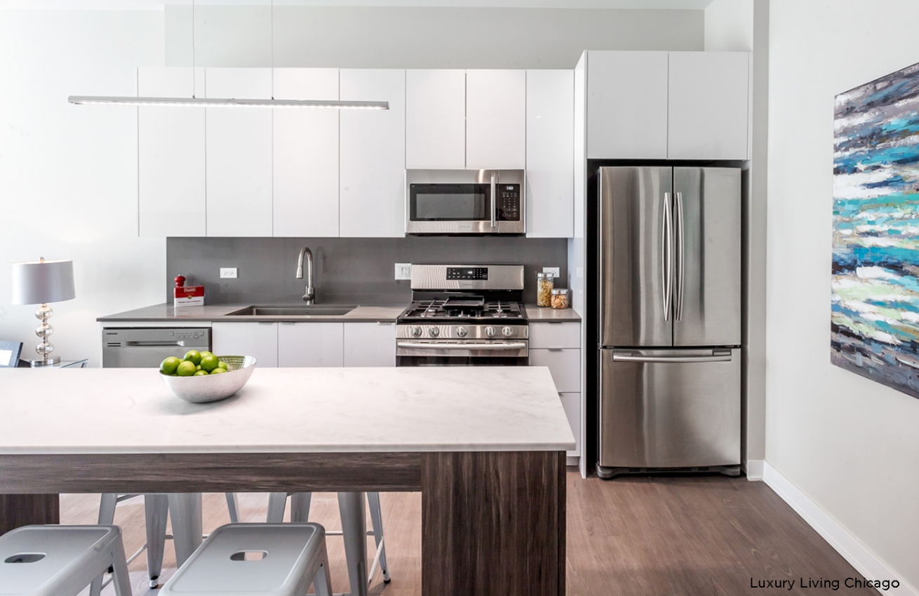 MODE Logan Square | Residential | Antunovich Associates