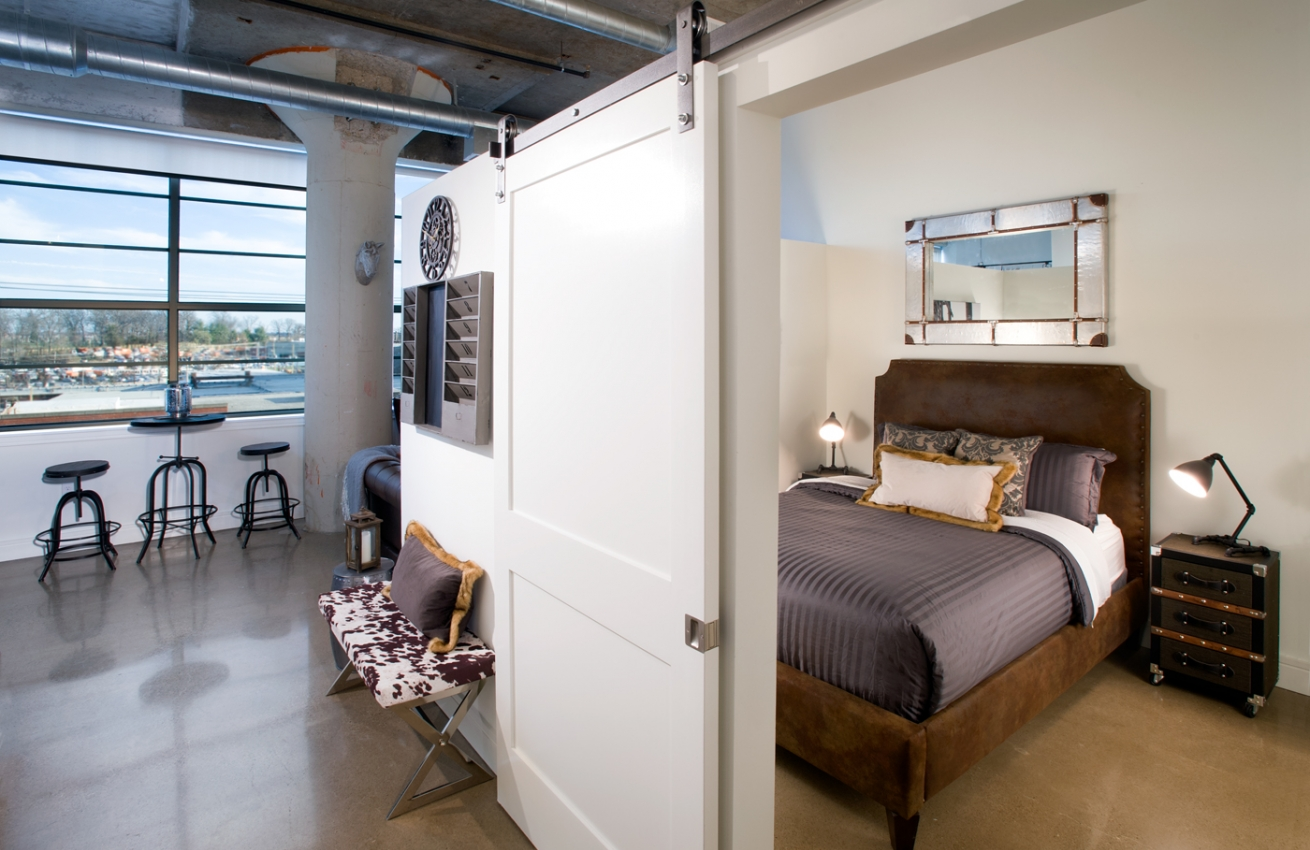 The Hecht Warehouse Residential Antunovich Associates