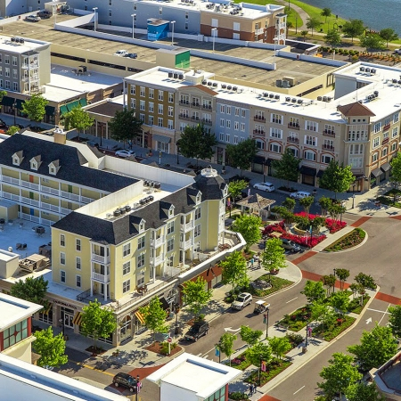 market common myrtle beach master planning antunovich associates