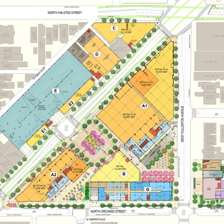 Lincoln Common | Master Planning | Antunovich Associates