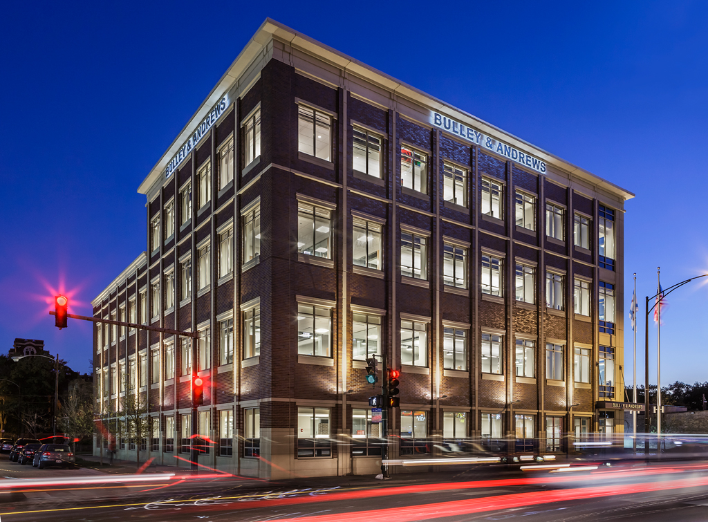 Bulley Andrews Headquarters Receives Leed Certification News